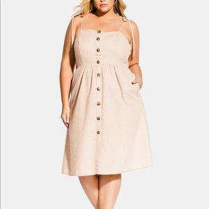 City Chic Plus Size Dress ✨